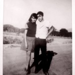 nomads, mama and papa, desert love,