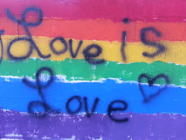 love is love and love is you