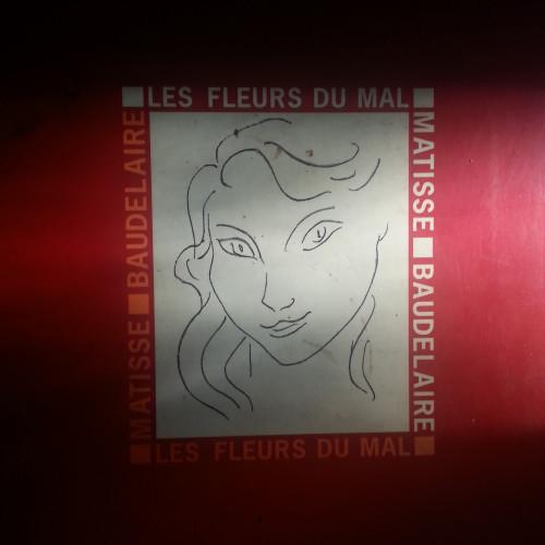 Henri Matisse-Charles Baudelaire Fleurs du mal)