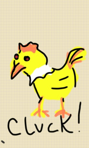 cluck cluck doodle lala
