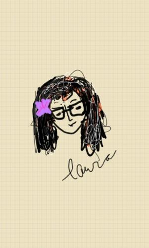 selfie  doodle lala