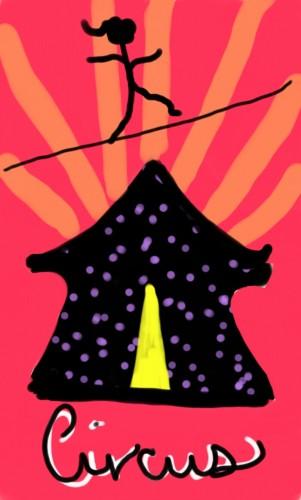 circus day dreams  doodle lala